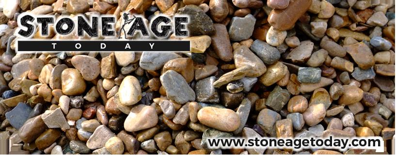 Ciottolie pietre naturali vi da il benvenuto for Sassi di fiume